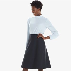 MM Lafleur Suffolk Skirt—ink